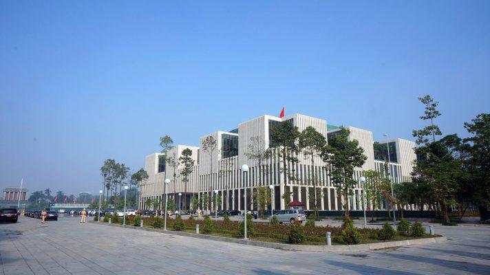 Dự án tòa nhà quốc hội
