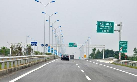 Cao tốc cầu giẽ ninh bình